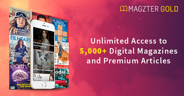 Unlimited Access to 5000+ Digital Magazines and Premium Articles
