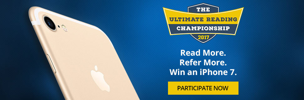 The Ultimate Reading Championship is Back